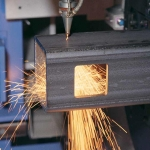 Tube Laser Cutting - Chicago Tube & Iron